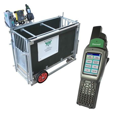 Picture for category Weigh Crate + Stock Recorder