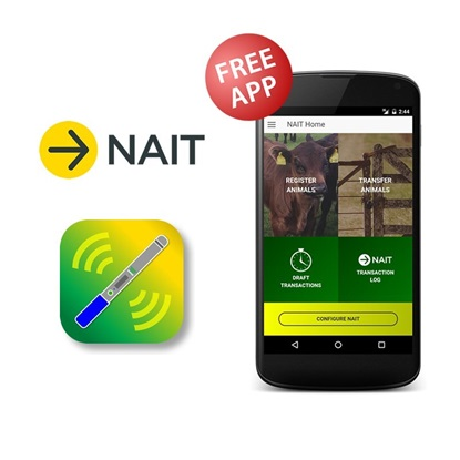 Picture of NAIT Connect - App for iPhone® & Android™